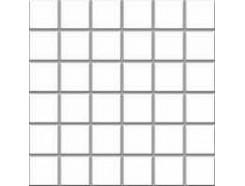 Altea Bianco (błyszcząca) MOZAIKA 30 x 30 - płytki uniwersalne (kostka 4,8 x 4,8)
