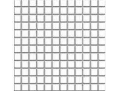 Altea Bianco (błyszcząca) MOZAIKA 30 x 30 - płytki uniwersalne (kostka 2,3 x 2,3)