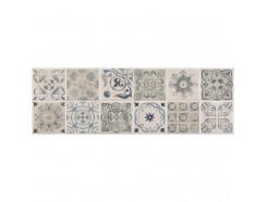 Ozone Mosaico Antique Grey Rec 30х90