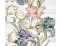 Batik декор-панно серый / П 83 071