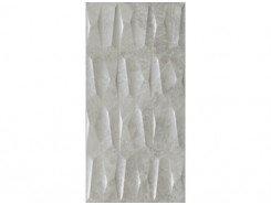 Fiore Grey Geometric Decor Rectified 41x81
