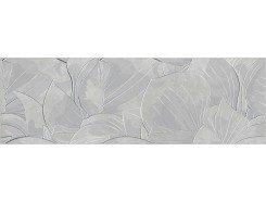Flower Cemento Light Grey Inserto Декор
