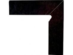 Semir Rosa 30x30 (2x30x8,1) плинтус двухэлементный лестничный правый