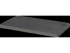 Semir Grafit 24,5x13,5 подоконник гладкий