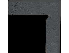 Semir Grafit 30x30 (2x30x8,1) плинтус двухэлементный лестничный правый
