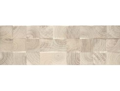 Daikiri Beige Wood Kostki 25x75