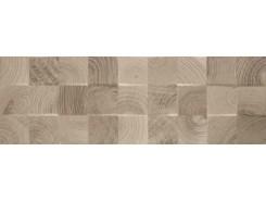 Daikiri Brown Wood Kostki 25x75