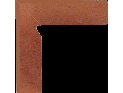 Плинтус двухэлементный лестничный левый Taurus Rosa 30x30 (2x30x8,1)