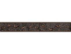NOBILIS бордюр вертик. коричневый / БВ 68032