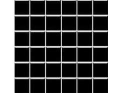 Altea Nero (błyszcząca) MOZAIKA 30 x 30 - płytki uniwersalne (kostka 4,8 x 4,8)