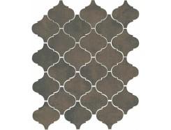 Арабески котто коричневый