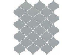Арабески глянцевый серый
