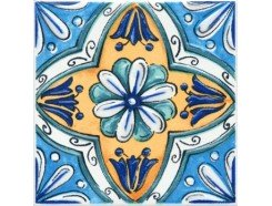 Декор Капри майолика STGA456