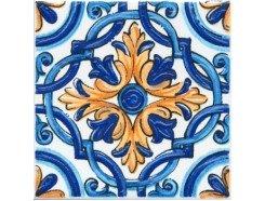 Декор Капри майолика STGA458
