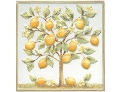 Декор Капри Лимонное дерево