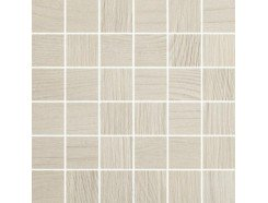Rovere Bianco MOZAIKA CIĘTA A 29,8 x 29,8