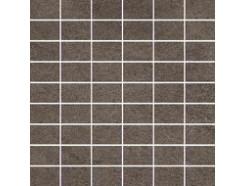 Taranto Brown MOZAIKA CIĘTA 29,8 x 29,8 PÓŁPOLER