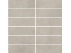 Tecniq Grys mozaika cięta (kostka 048x148) 29,8 x 29,8