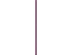 Uniwersalna Listwa Szklana Wrzos Fazowana 3 x 75