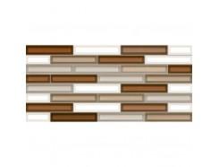 Vitro плитка стена коричневый 2350 220 032/P