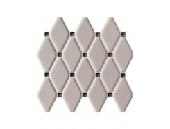 Mozaika scienna Abisso grey 29,8x27
