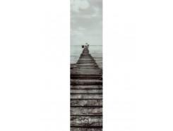 Blinds Obraz Scienny Szklany 8-elementowy 59,8x239,8