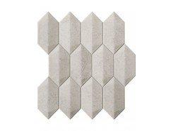 Dover Graphite Mozaika 29,1 x 26,5