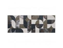 Grunge Taupe Dekor 32,8x89,8