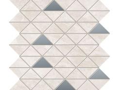 Harion Mozaika White Scienny 29,8x29,6