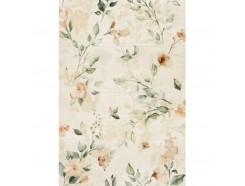 Dekor scienny 4-elementowy Pravia flower 132x89,8