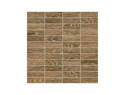 Rubra Wood Mozaika Scienna 29,8 x 29,8