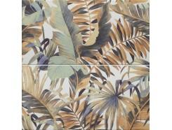 Dekor 2-elementowy Selvo Jungle 61,8x60,8