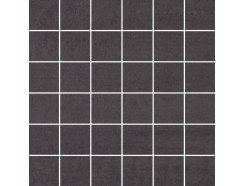 Doblo Nero MOZAIKA SATYNA (kostka 4,8 x 4,8) 29,8 x 29,8