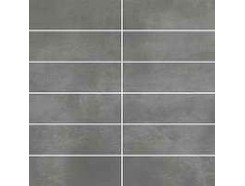 Tecniq Grafit mozaika cięta (kostka 048x148) 29,8 x 29,8