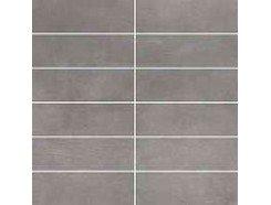 Tecniq Silver mozaika cięta (kostka 048x148) 29,8 x 29,8